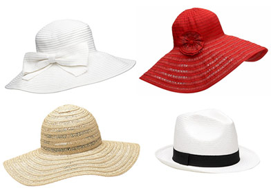 Fashion Find: Hats for Summer