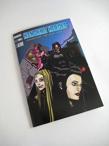 Handknit Heroes