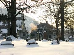 Snowy Graves