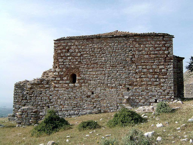 Δυτική Ελλάδα - Αιτωλοακαρνανία - Δήμος Αμφιλοχίας Προφήτης Ηλίας στον Πεταλά