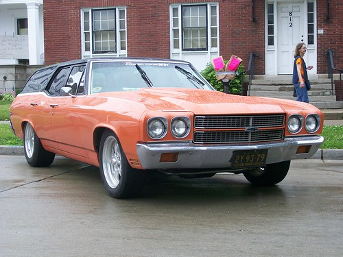1970 Red Chevy Chevelle SS wagon | Flickr - Photo Sharing!