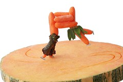 Pumpkin Skating... (RR) Tags: food playing silly art ice gelo pumpkin fun fridge with no skating humor toothpick figure carrots calabaza patinao patinage krbis anthropomorphic zanahoria potiron karotte carotte playingwithfood patinaje abbora anthropomorph cenoura kabak sa artstica antropomrfico startingtoday kzl partofthe antropomorfico anthropomorphe patinaj captionable kunsteislaufen exploreyour spreadhumorcoalition brincandocomacomidablog
