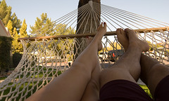 37/365 FUTAB ([Chrysty]) Tags: feet phoenix hammock nailpolish dayoff project365 futab feetuptakeabreak rogueplayers