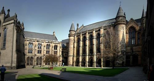 Glasgow university 1 16Apr09