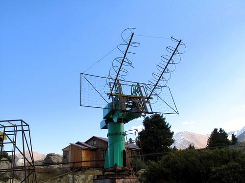 Tien Shan Observatory