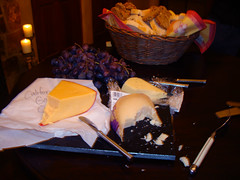 Gouda table (one of several)
