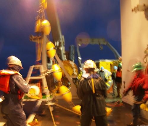 CSEM Swings Overboard
