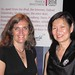 Deputy High Commissioner Amanda Brooks and Nin Choong-Wilkins (of Glamour Inc)