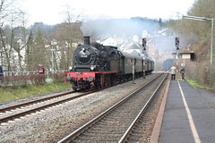 Kyllburg (Andy Engelen) Tags: train zug db steam kyllburg dampfspektakel
