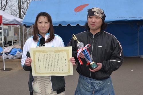 2011年ジャンボホタテグルメグランプリはジャンボホタテ天丼でした☆