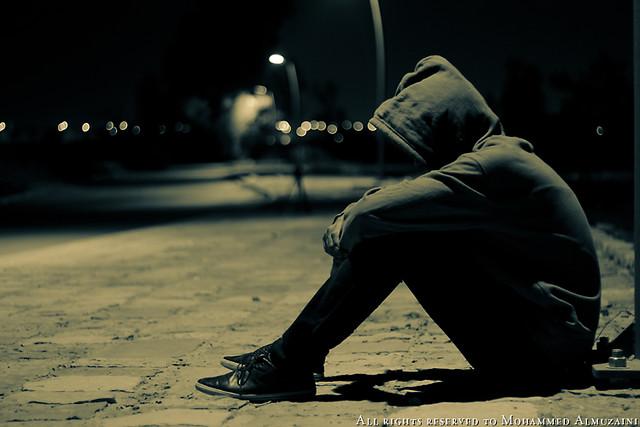 Saud* [Explored11# 9 May 2011] جلست بضيقتي وحدي افكر في بداياتي