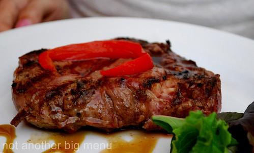 Santa Maria del Sur, Clapham - Steak