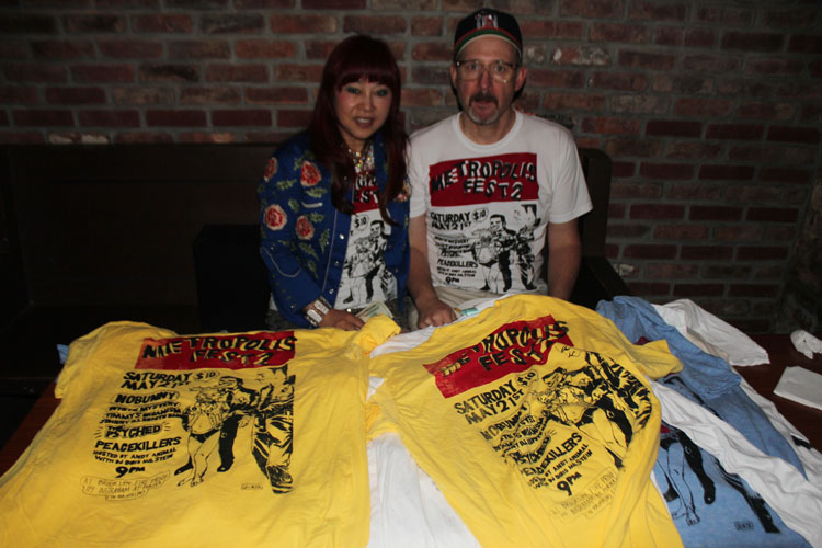 2011/05/21 Metropolis Fest Shirt