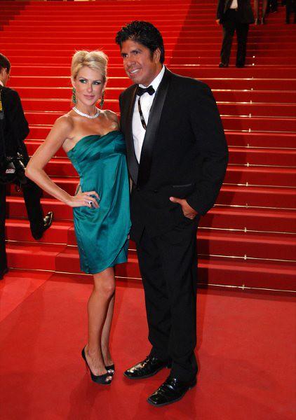 "Jennifer Lexon, Gordon Vasquez, ""DRIVE"" Red Carpet, 64th Annual Cannes Film Festival"