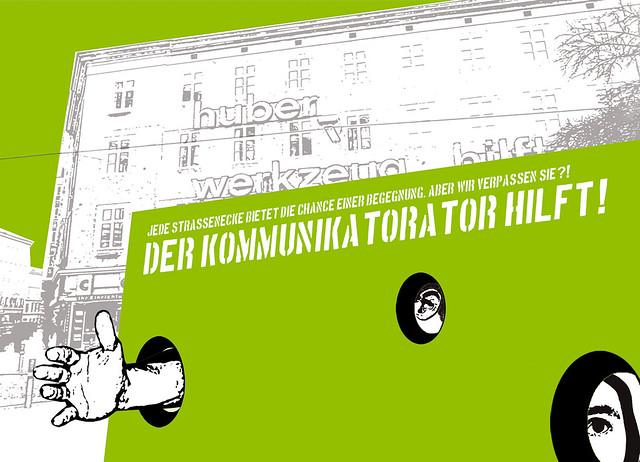 GAZEBO Eröffnungen: 26.06. - 18h - Kommunikatorator & Geisterhäuschen