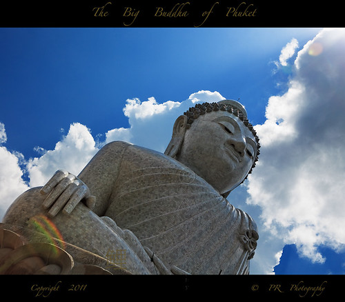 Big Buddha of Phuket  -  Feel the Mood!