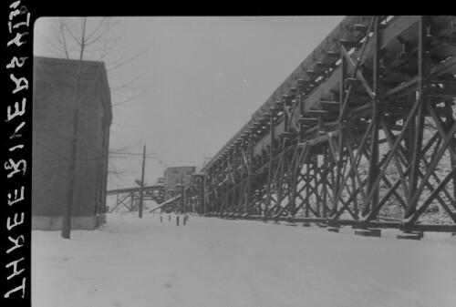Photo légendée selon le procédé Autographic (Nico Redlich, 1931). Trois-Rivières, Canada. Merci à Mario Groleau.