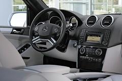 2008 Mercedes benz M-Class Facelift 8