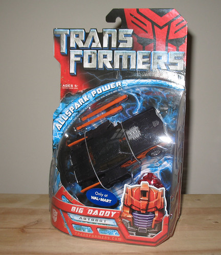 Transformers Movie Big Daddy