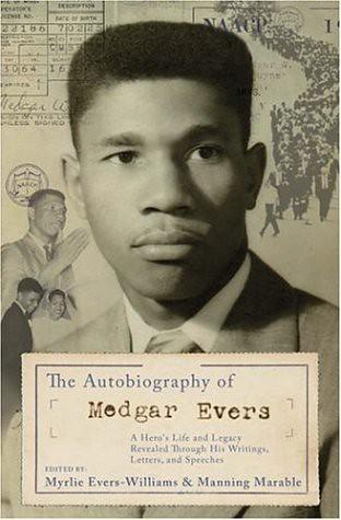 MEDGAR EVERS, Civil Rights Leader, Human Rights Activist