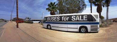 Buy a bus in Temecular, California, USA