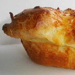Knusprig gebacken, innen weich