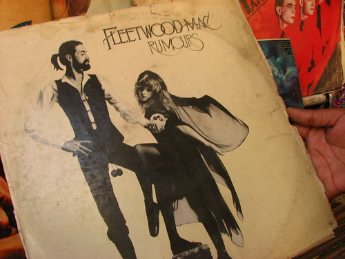 Fleetwood Mac - Rumours  by Loony Libberswick.