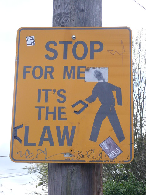 """Stop For Me, It's The Claw"""