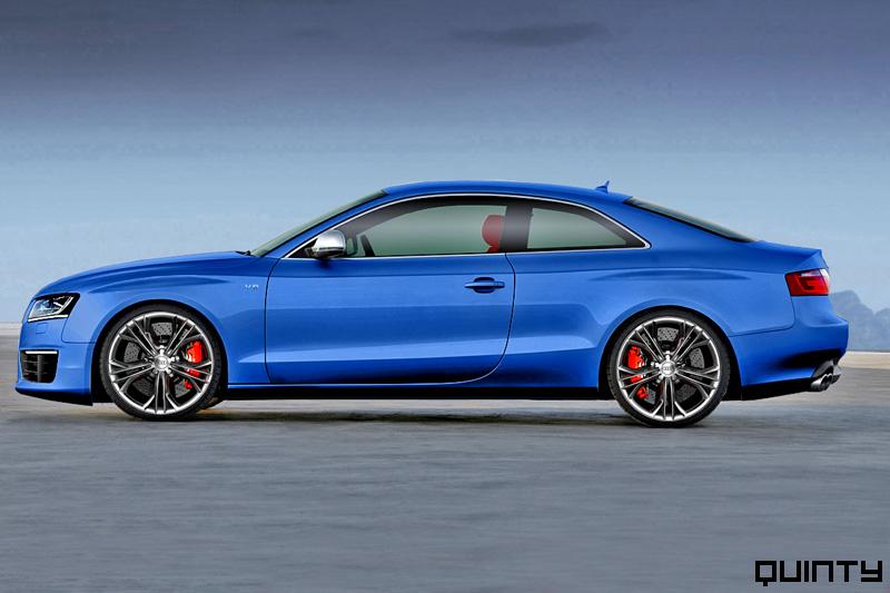 2009 Audi Rs5