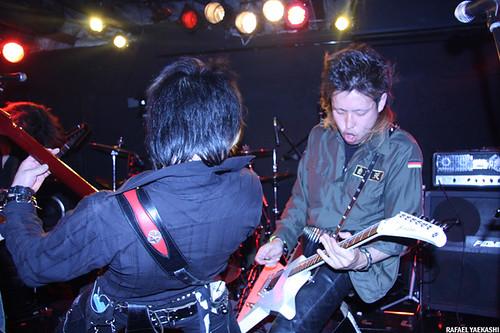 Zilemma @ Nagoya City Hardcore - Tiny7 - Nagoya 2008.05.04