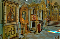 Odessa  - o  (jandudas) Tags: old city sea black church architecture port europe interior odessa ukraine eastern orthodox hdr ukrajina ucraina photomatix ades  ukrajna 3exp oekrane  a
