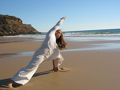 Yoga session at Burgau beach / Utthita Parsvakonasana (Algarve Yoga) Tags: ocean yoga sand surfschool padma yogaonthebeach burgau yogaretreat yogaposes tipivalley montevelho dianajost samhinks yogaasanas algarveyoga yogaforsurfers ulfadler sivvananda yogahlidays