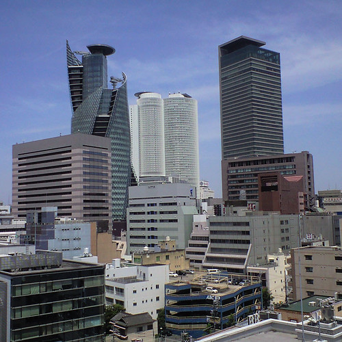 Nagoya Buildings 05
