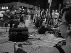 All Acoustic Shows Should Come With Carpets (Johnny Unmnemonic) Tags: road street trip festival concert live beersheva amit erez smilansky shanikedar