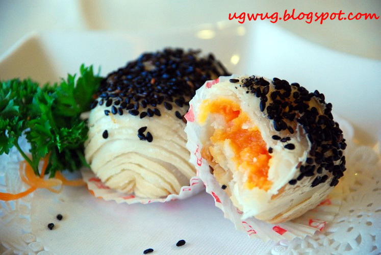 Baked Sweet Potato Puff