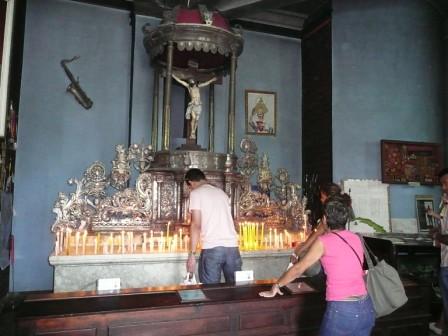 Sanctuary of the Virgin of Charity of El Cobre, patron saint of Cuba. Photo: Clarous Maximus