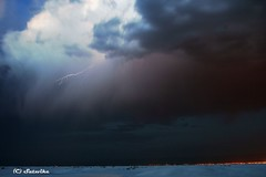 Lightning Storm (Satxvike) Tags: newmexico whitesands summersolstice lightningstorm satxvike henrydelgado