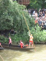 Stocherkahnrennen 2008 (rearechelon) Tags: germany neckar tbingen badenwrttemberg stocherkahnrennen neckarinsel stocherkahnrennen2008