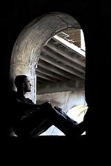 انا والحزن (aZ-Saudi) Tags: old light shadow sky house window interesting friend sad arabic explore clay saudi arabia ksa alhasa السعودية سعودي ظلام الحزن حزين الاحساء الحزين platinumphoto arabin الاحزان ِarabs