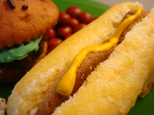 Twinkie Hot Dog