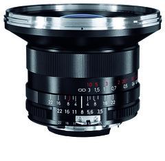 Zeiss announces a new SLR lens – Zeiss Distagon T* 18mm f3.5