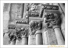 Betanzos, A Coruña, Galicia, España (publikaccion.es) Tags: bw españa white black blanco spain nikon coruña negro creative commons ciudad bn cc galicia 2007 caballeros acoruña betanzos d80 blackwhitephotos publikaccion