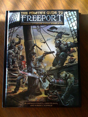 The Pirate's Guide to Freeport