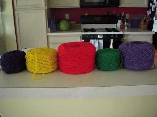 Entrelac Market Bag Colors