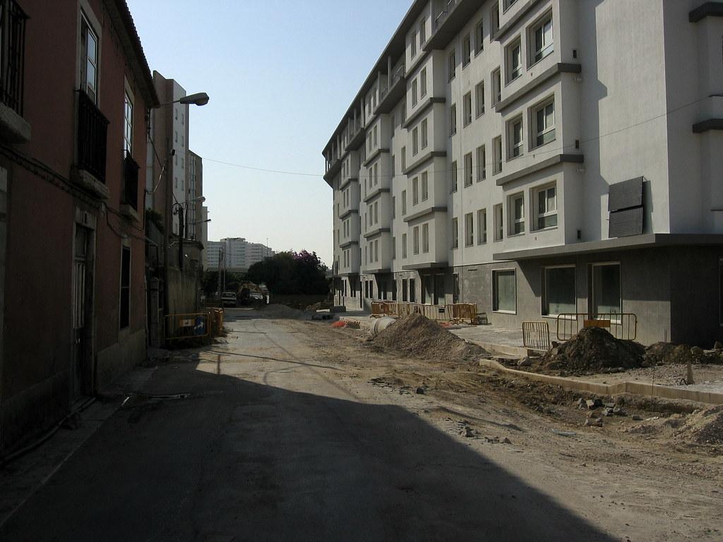 Estrada de S. Bartolomeu