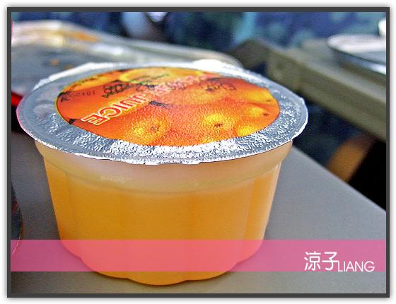 港龍飛機餐08