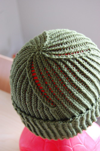 Finished Marsan Watchcap