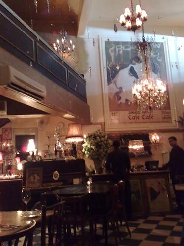 Cafe Cafe.