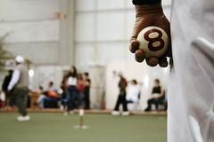 Gateball Number 8 (poperotico) Tags: game sport brasil japanese saopaulo culture jogo japonesa esporte festivaldojapao cultura imigrantes centenario gateball imigração centrodeexposicoes getoboro