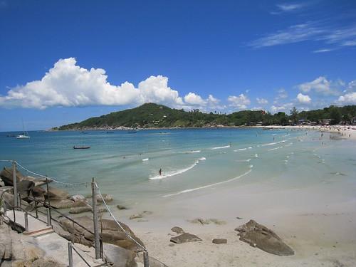 Gorgeous weather - Haad Rin, Koh Phangan